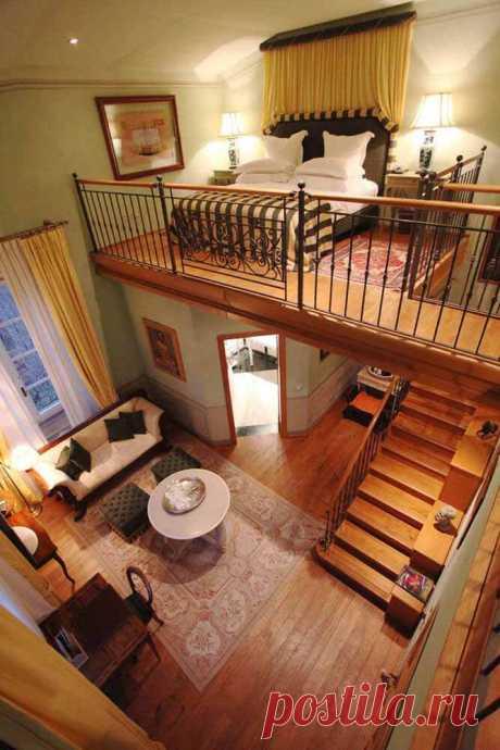 Высокие потолки в интерьере квартиры или дома | Фото дизайна интерьеров с высокими потолками | INTERIORI.CLUB