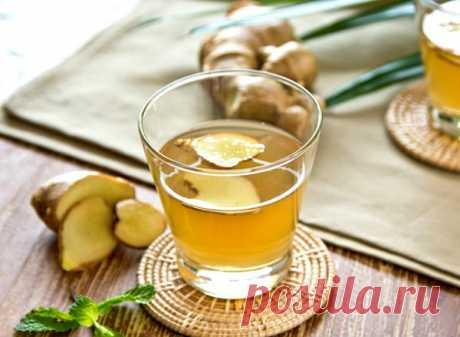 Натуральный напиток, который быстро избавит от простуды, жара и насморка