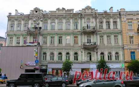 В Киеве будут охранять здание бывшего еврейского университета как памятник культуры - Jewish News