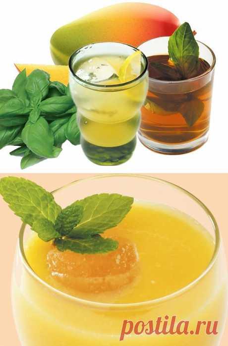 Четыре индийских коктейля