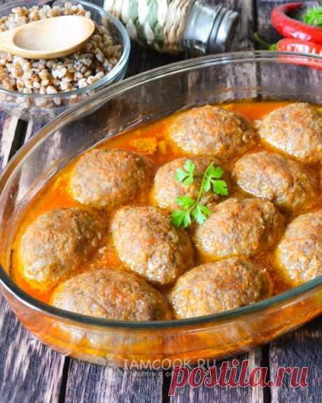 Гречаники в духовке — рецепт с фото пошагово. Как приготовить гречаники в томатном соусе в духовке?