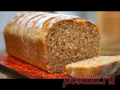 ЕЩЕ и ПОЛЕЗНЫЙ! МЯГКИЙ ПЫШНЫЙ ДОМАШНИЙ Хлеб | Простой Рецепт | Кулинарим с Таней