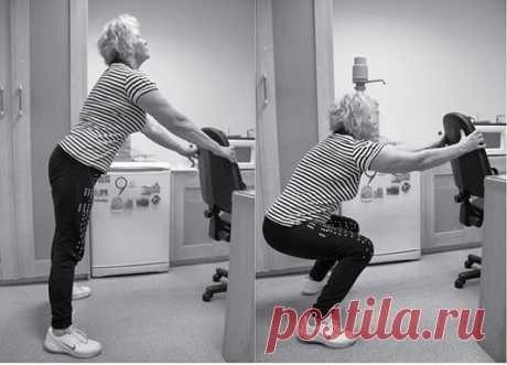 Комплекс упражнений для тренировки координации и равновесия. Подойдет и пожилым людям | Фитнес на каждый день | Яндекс Дзен