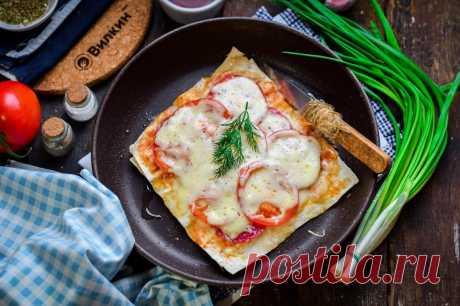 Пица на лаваше