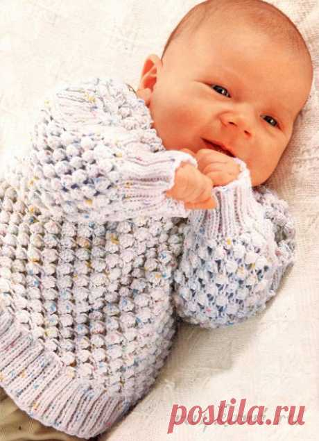 Jacket for the newborn spokes