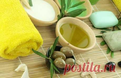 ¡El aceite de oliva - el oro líquido para la belleza femenina!