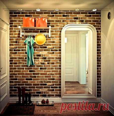 Фото-подборка стильных прихожих — Мой дом