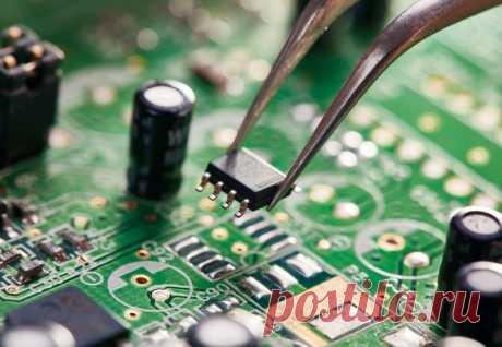 Введение в аналоговую электронику » Сайт для электриков - статьи, советы, примеры, схемы