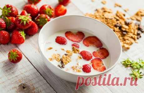 12 низкокалорийных завтраков, которые стоит попробовать - KitchenMag.ru
