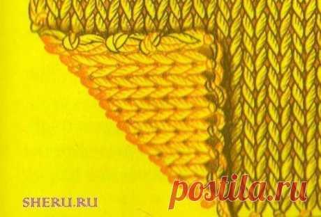 Двустороннее вязание спицами  Этот урок посвящен двухстороннему вязанию спицами, незаменимому при выполнении пиджаков, жакетов и одеял. Нитями дух цветов вяжут лицевой гладью, в результате на одной стороне все петли получаются одного цвета, а на другой второго. Двухсторонним вязанием можно выполнять изделия и с жаккардовыми узорами. Показать полностью…