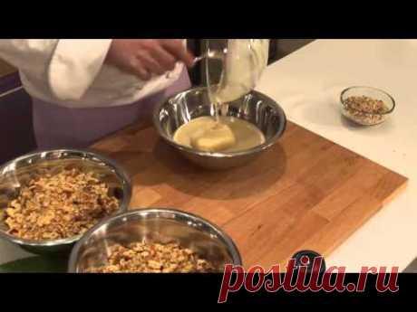 "торт -Министерский"" с тестом на кефире и какао.( видео)"