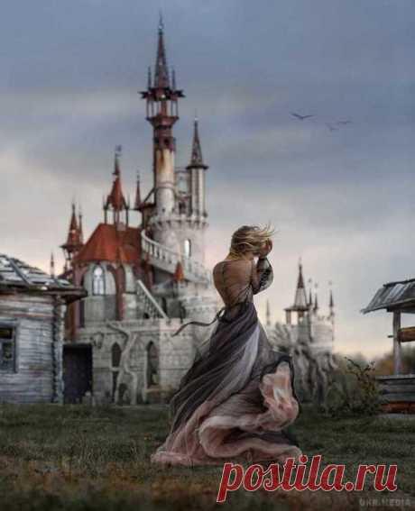 Казка в реальному житті: дивні знімки від українського фотографа (Фото)
