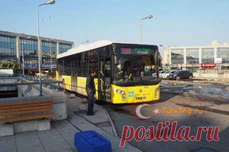 Общественный транспорт в Стамбуле: автобусы, метро, трамваи, фуникулеры, паромы - 2020