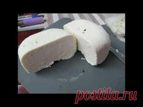 Делаем сыр