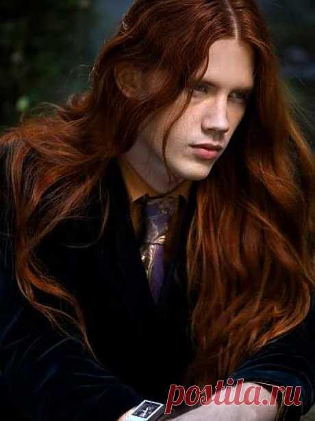 Long hair world