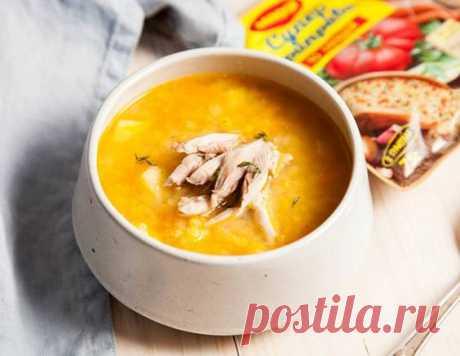Куриный суп с чечевицей - рецепт приготовления с фото от Maggi.ru