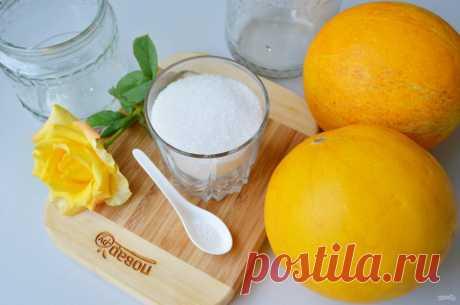 Дыня в сиропе без стерилизации (на зиму) - пошаговый рецепт с фото на Повар.ру