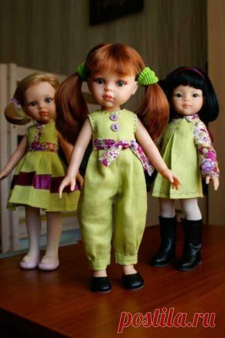 Запись на стене #дизайн #design #paolareina #antoniojuan #petitcolin #gotz #irinal #куклы #одежда #пошив #мк_комбинезона✂✂✂✂✂✂👖👗👚 сегодня хочу поделиться с вами МК по пошиву летнего комбинезона для кукол Paola Reina, долго я собиралась с мыслями , но собралась😊 мне будет очень интересно услышать ваши отзывы..