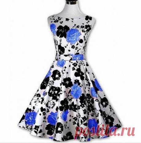 Шьём платье. расход ткани при шир.1,5 м-2 м 60 см