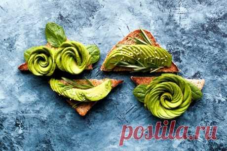 Тосты с авокадо: полезные рецепты завтраков | InfoEda.com