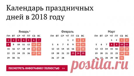 New Year's vacation in Russia will last ten days - RIA Novosti, 18.10.2017