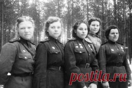 Женщины на фронте: почему их неохотно брали замуж и что происходило с детьми, рожденными на войне
