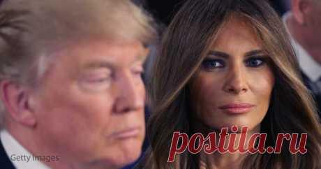 Вопрос недели: как предполагаемый развод Дональда и Мелании Трамп скажется на ситуации в Белом доме и их самих? . Милая Я