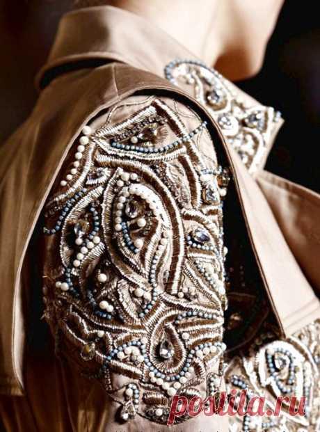 Люневильская вышивка: от прошлого к современности