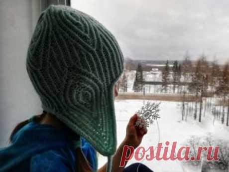Вяжем шапку для девочки – бесплатный мастер-класс по теме: Вязание на спицах ✓Своими руками ✓Пошагово ✓С фото