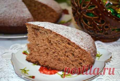Стакан варенья, сода и кефир — формула успеха самого быстрого пирога из моей записной книжки! | Четыре вкуса