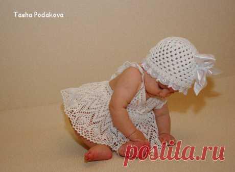 Платье для маленькой принцессы....