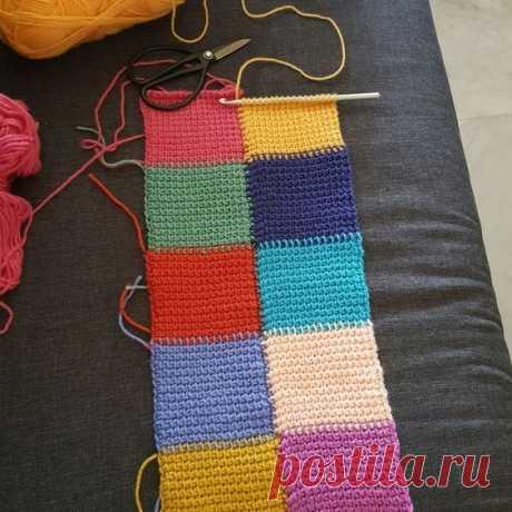 Crochet, tunisian crochet and knitting (Le monde de Sucrette)