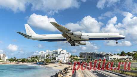 Фото McDonnell Douglas DC-8-70 (OB2158P) - FlightAware