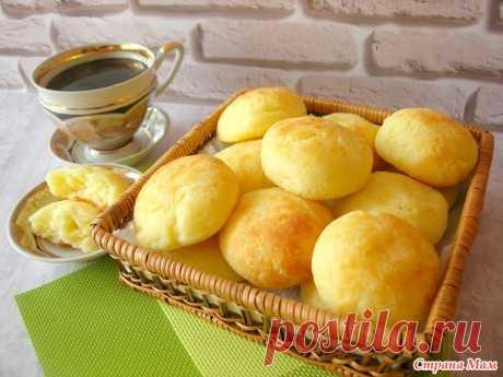 Бразильские сырные булочки (Pао de queijo) - Люблю готовить - Страна Мам
