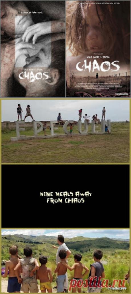 Cinema Paradise: Nueve Comidas Lejos Del Caos / Nine Meals From Chaos. 2017.
