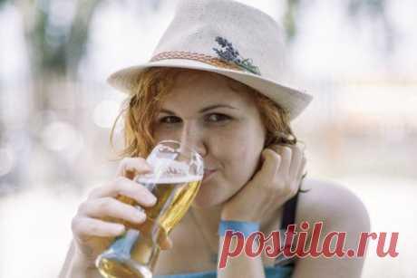Вредно ли пиво для женского здоровья?   CityWomanCafe.com