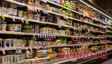 Как правильно выбирать продукты в супермаркетах — Пром Бюро