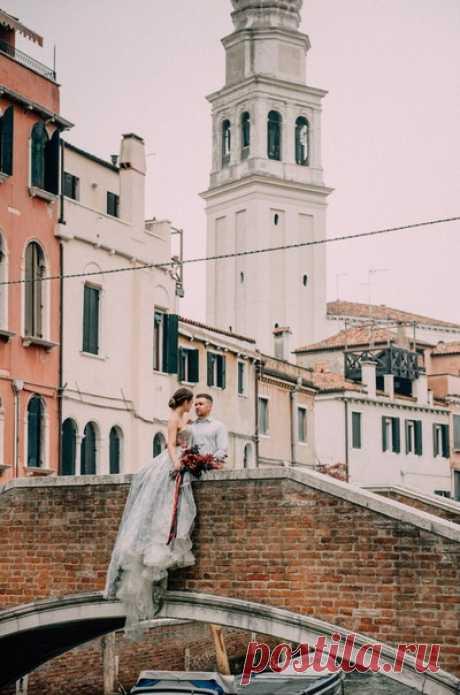 Любить в Венеции ❤
