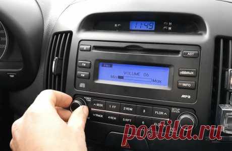 Штатная магнитола на Hyundai Elantra не включается на холоде. История успешного ремонта. | AvtoTechLife | Яндекс Дзен