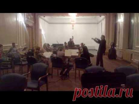 Скоро! открытие симфонических вечеров в Доме Шрёдера!