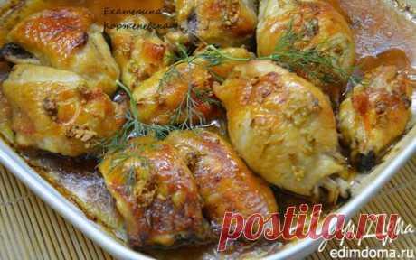 Карамельная курочка | Кулинарные рецепты от «Едим дома!»