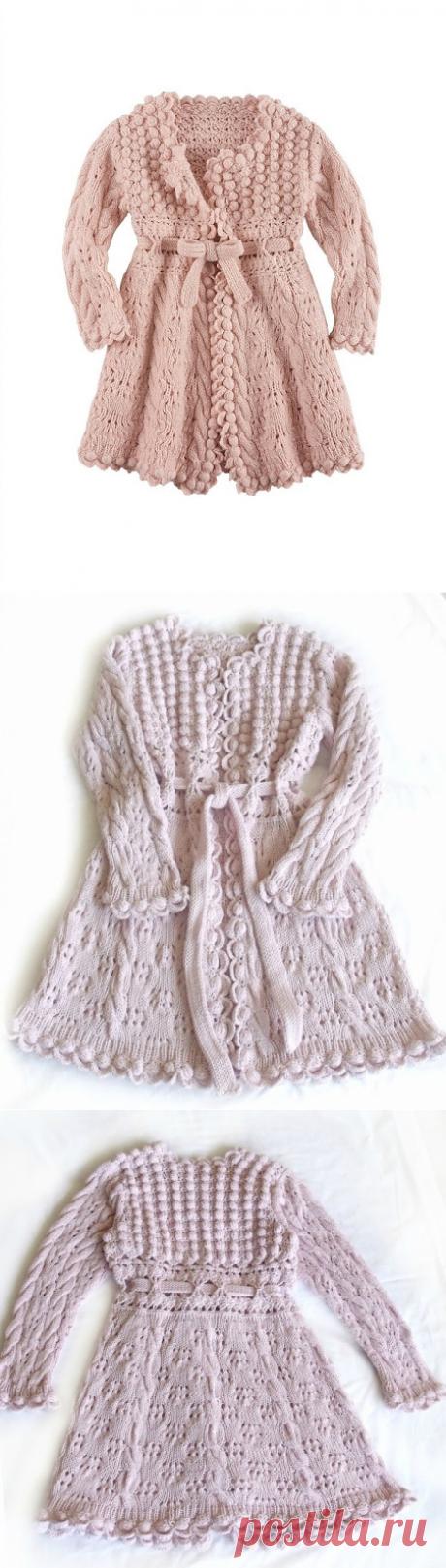 Refined dress... from Oscar de la Renta