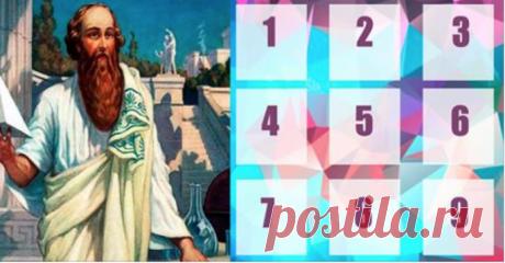 Квадрат Пифагора расскажет о вас всё! Скорее узнай правду!