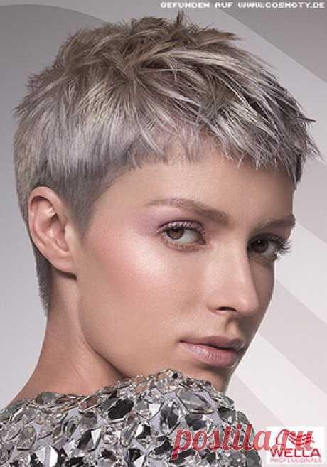 Los peinados a la moda 2013 - la foto - 120 Variantes a los cabellos largos, medios, cortos