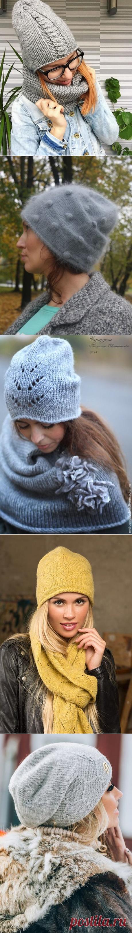 Популярные шапки бини | Вязальный роман | Яндекс Дзен