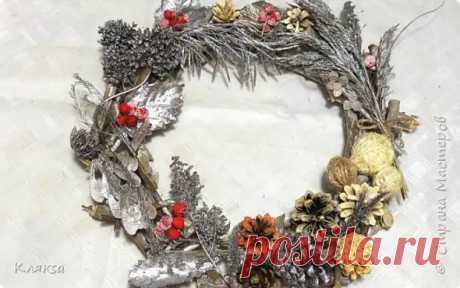 Хотите заменить китайский новогодний декор на потрясающе красивые веточки и листья из леса? - Сам себе мастер - медиаплатформа МирТесен