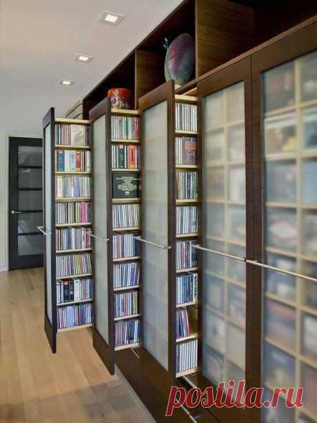 Книги в интерьере: новые идеи / Книги в интерьере / ВТОРАЯ УЛИЦА