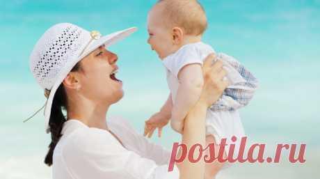 В отпуск на море с новорожденным - за и против   Крымские фотопрогулки