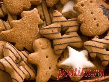 Как приготовить очень простое, но очень вкусное печенье. - рецепт, ингредиенты и фотографии