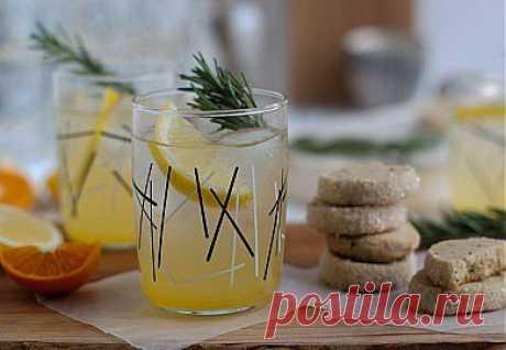 Цитрусовый спритцер - рецепт с фотографиями